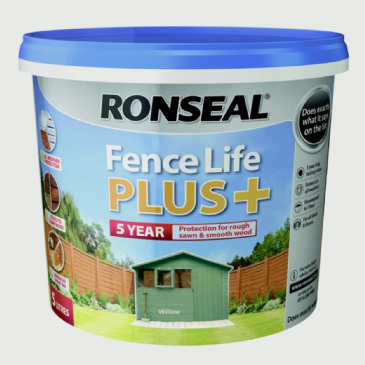 Ronseal fencelife+ Willow 5L